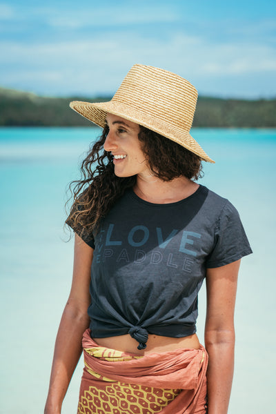 Women's Live Love Paddle Tee