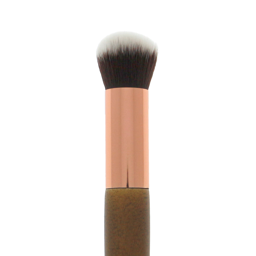 121 Amorus USA Premium Pointed Powder Face Makeup Brush Amor Us makeup cosmetics brushes vegan cruelty free