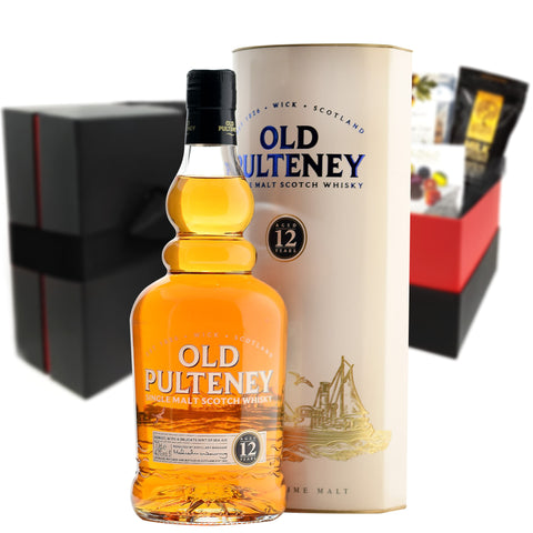Old Pulteney 12 Year Old Whisky 700ml