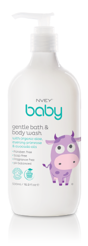 Gentle Bath & Body Wash