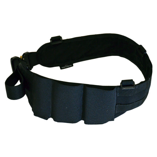 enhanced war belt in black
