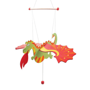 Flying Dragon Mobile Kaper Kidz