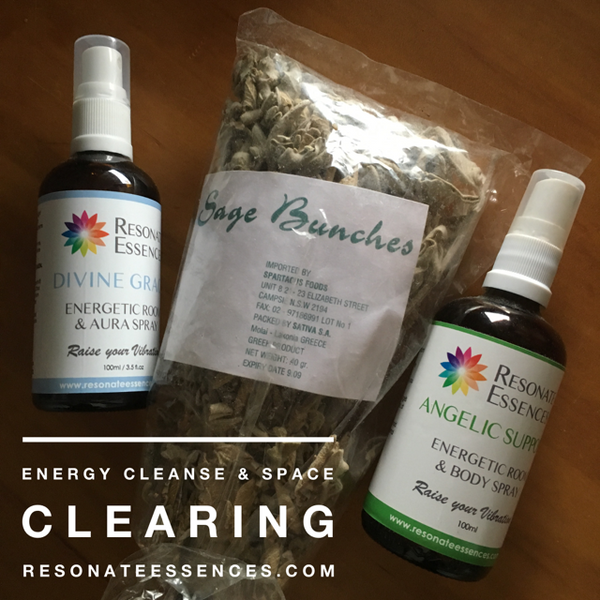 Energy Cleanse Your Home