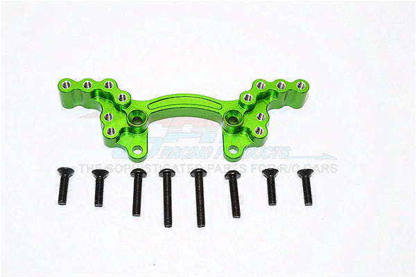 HSP 94103 Aluminum Front Shock Tower - 1Pc Green