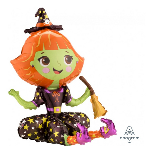 Halloween Witch Balloon - This Little Party