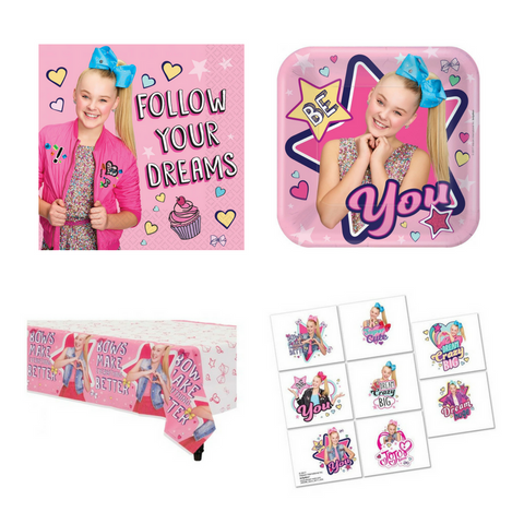 Jojo Siwa Party Pack - This Little Party