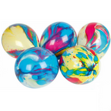 Rainbow Marble Balloons 5pk - This Little Party