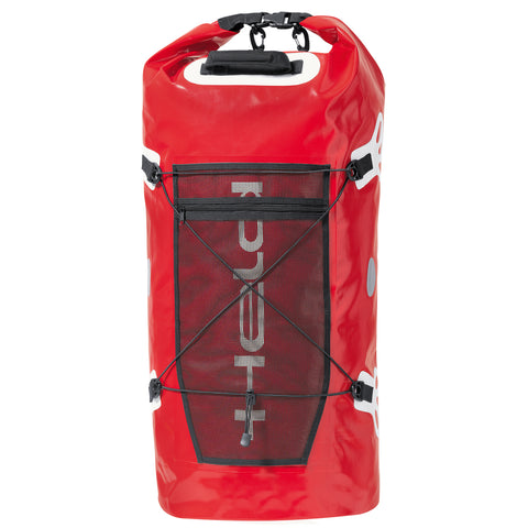 Held Roll Bag Tail Bag Black/Red (004332-091)
