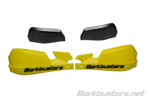 BarkBusters VPS Guards - Yellow