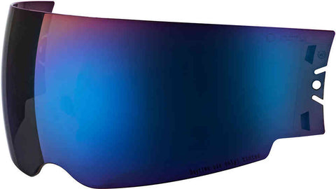Schuberth Sun Visor for C4/E1/C3Pro/Women/C3/S2 Blue Mirrored Small