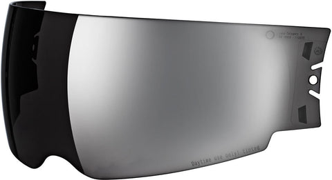 Schuberth Sun Visor for C4/E1/C3Pro/Women/C3/S2 Silver Mirrored Small