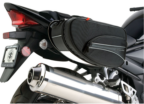 Nelson Rigg CL-890 Mini Expandable Sport Motorcycle Saddlebags (CL-890)