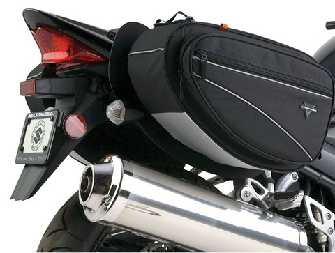 Nelson Rigg CL-950 Deluxe Motorcycle Saddlebags (CL-950)