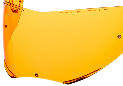 Schuberth SV1-E Visor for E1 Hi Def Orange