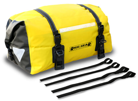 Nelson Rigg SE3000 Survivor Deluxe Dry Bags - MD(SE-3010-YEL)