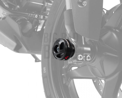 Sw-Motech Front Fork Sliders For Bmw G 310gs / R (STP.07.176.11300/B)