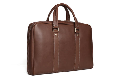 Superior Leather Briefcase