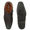 mens formal shoes with PU sole and leather look pu upper