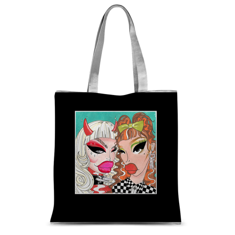 HAUS OF PISS TOTE BAG Classic Sublimation Tote Bag