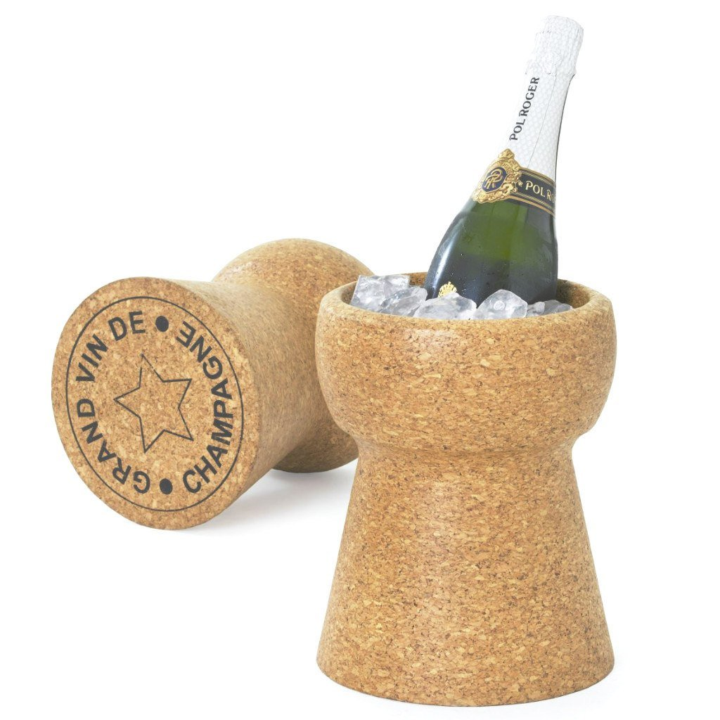 Champagne Cork Ice Bucket  : www.decorelo.co.uk