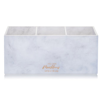 Marbleous 3 Part Acrylic Storage