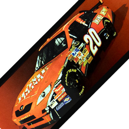 Nascar Wallpaper Border: Nascar Kevin Harvick Self Stick Wall Border Accent Roll