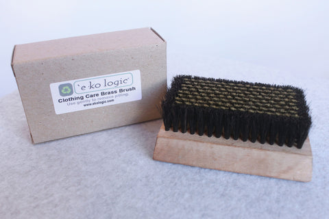 Clothing Care Brass Brush
