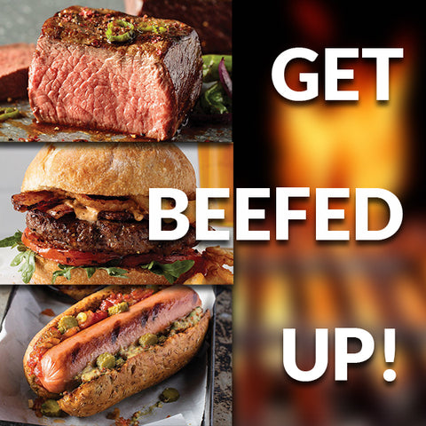 Order product, get free beef