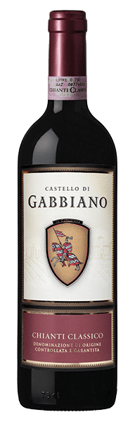 United Johnson Brothers Chianti Castello di Gabbiano 2015 Chianti Classico (#66 Wine Enthusiast Best Buys 2018)