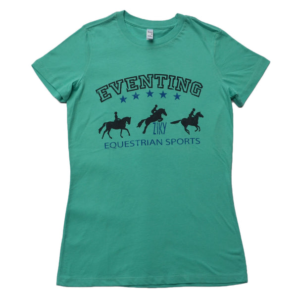 Junior eventing horse riding shirt