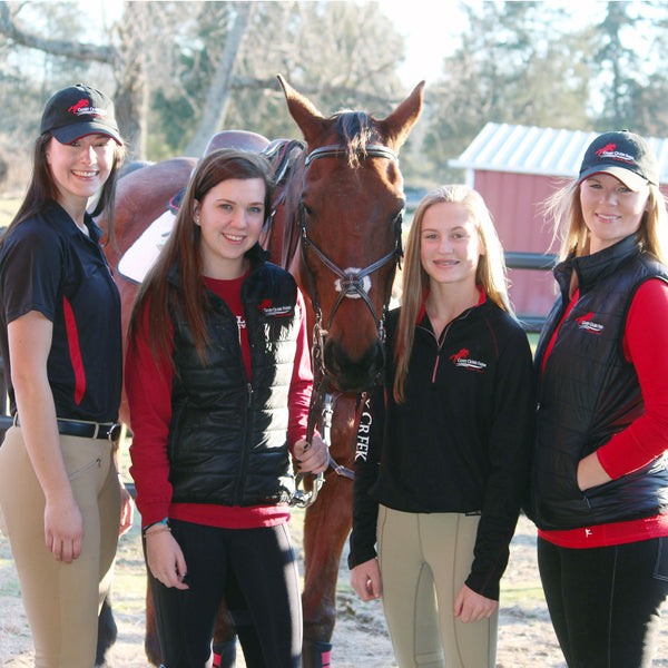 equestrian team clothing by ZIKY