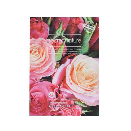 Rose Mask Sheet (Special Promotion)-Kpop Beauty