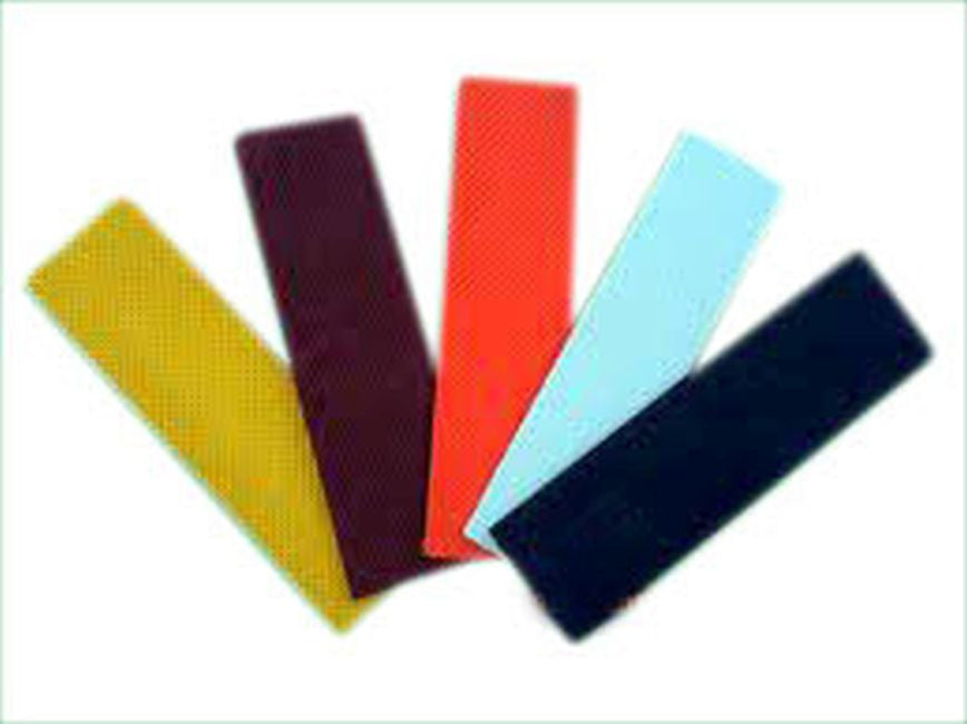 Cricket Bat Rubber Toe Guard (Multicolour)