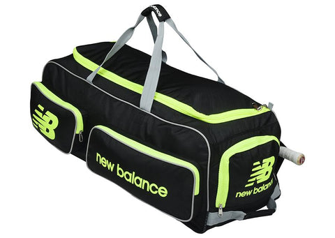 New Balance Club Blue Wheelie Kit Bag