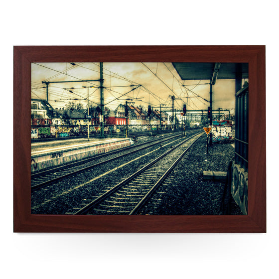 Urban Train Station Lap Tray - L0074