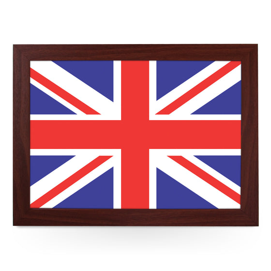 Union Jack Flag Lap Tray - L0502