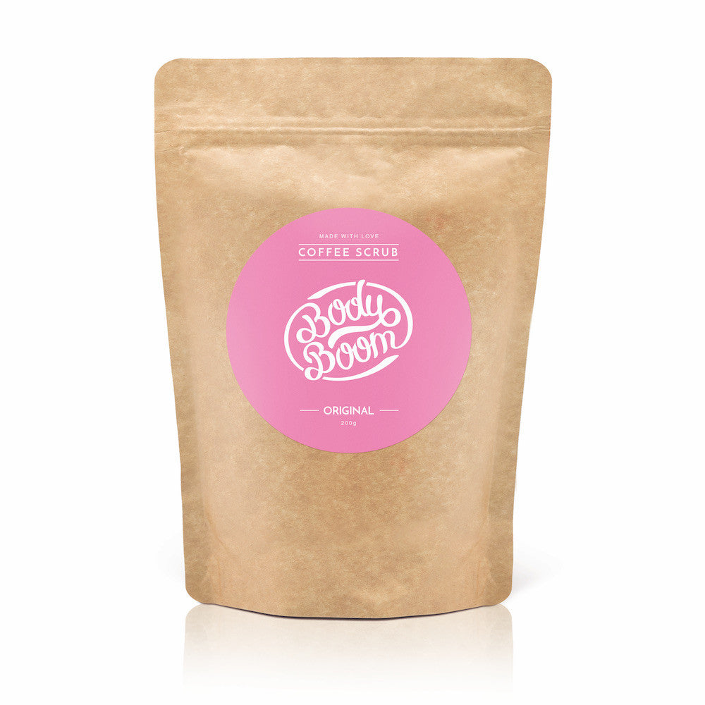BODY BOOM Seductive Original Coffee Scrub 200g