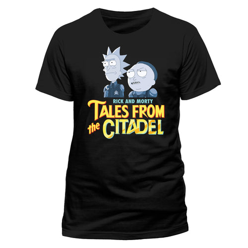 RICK AND MORTY - TALES FROM THE CITADEL T-Shirt