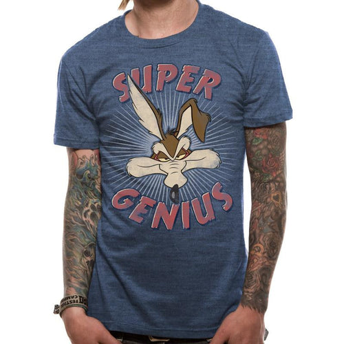 Looney Tunes Super Genius T-shirt