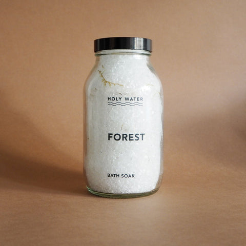 Bath Salts - Holy Water Forest Bath Soak