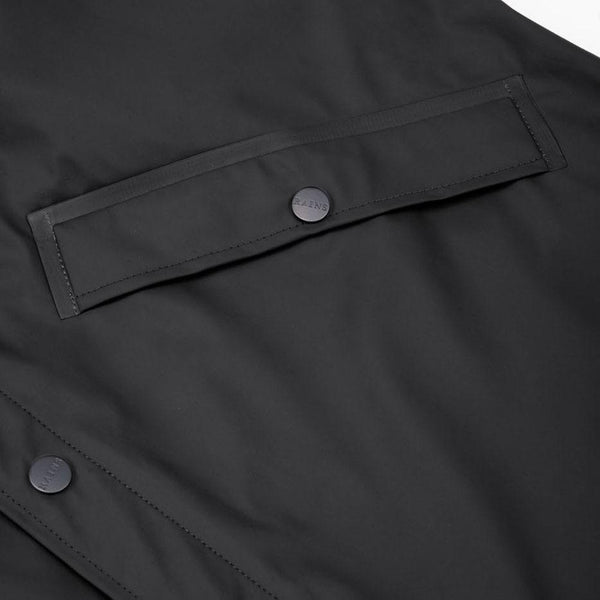 Jacket - Rains Jacket Black