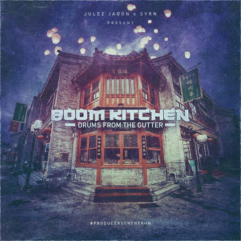 Boom Kitchen: Drums From The Gutter