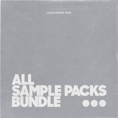 All Sample Packs Bundle