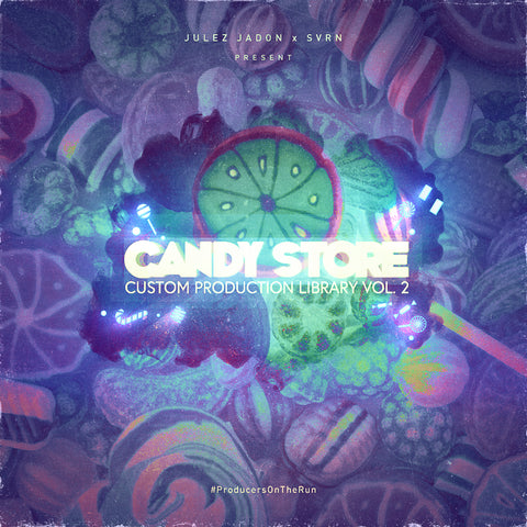 Candy Store: Custom Production Library Vol. II