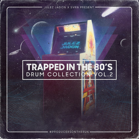 Trapped In The 80's: The Drum Collection Vol. 2