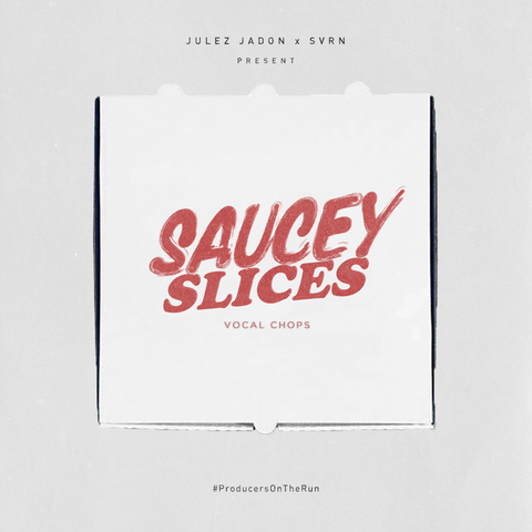 Saucey Slices: Vocal Chops
