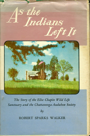 As the Indians Left It by Robert Sparks Walker