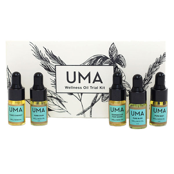 UMA Wellness Oil Kit
