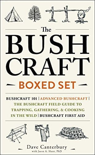 The Bushcraft Book Boxed Set