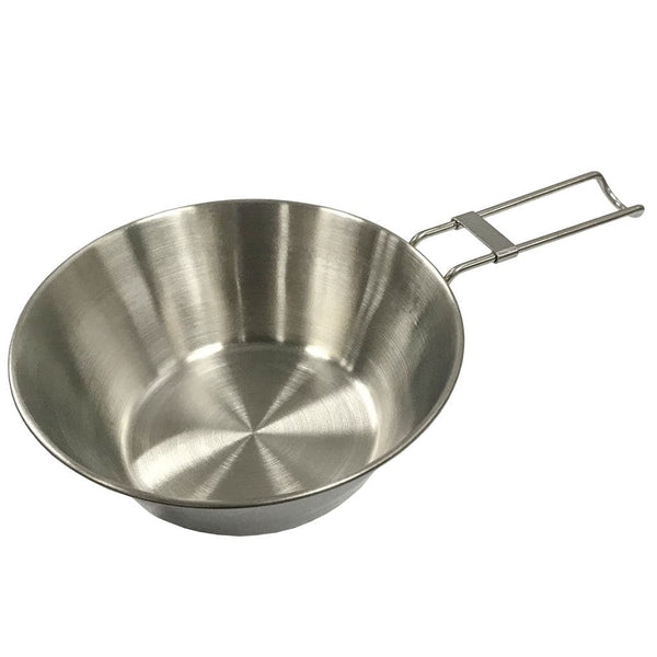 Stainless Steel Camp Bowl
